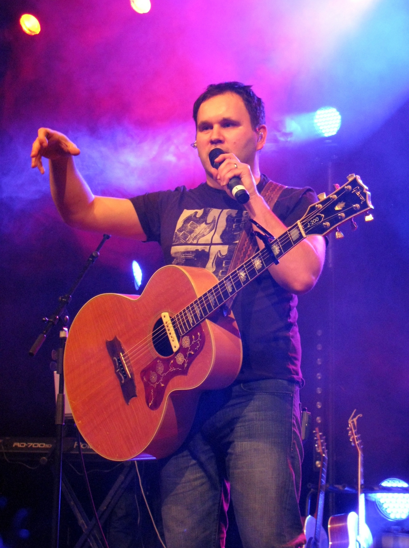 Worship songs can't just be rooted in cu by Matt Redman @ Like Success