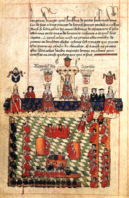 Medieval Parliament
