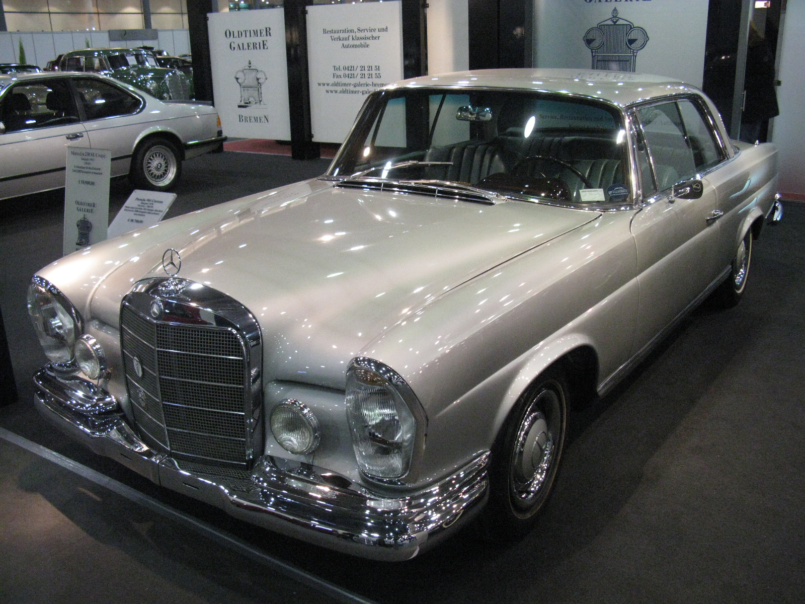 File mercedes benz 250 se coup 8554584099 jpg for Mercedes benz 250 se