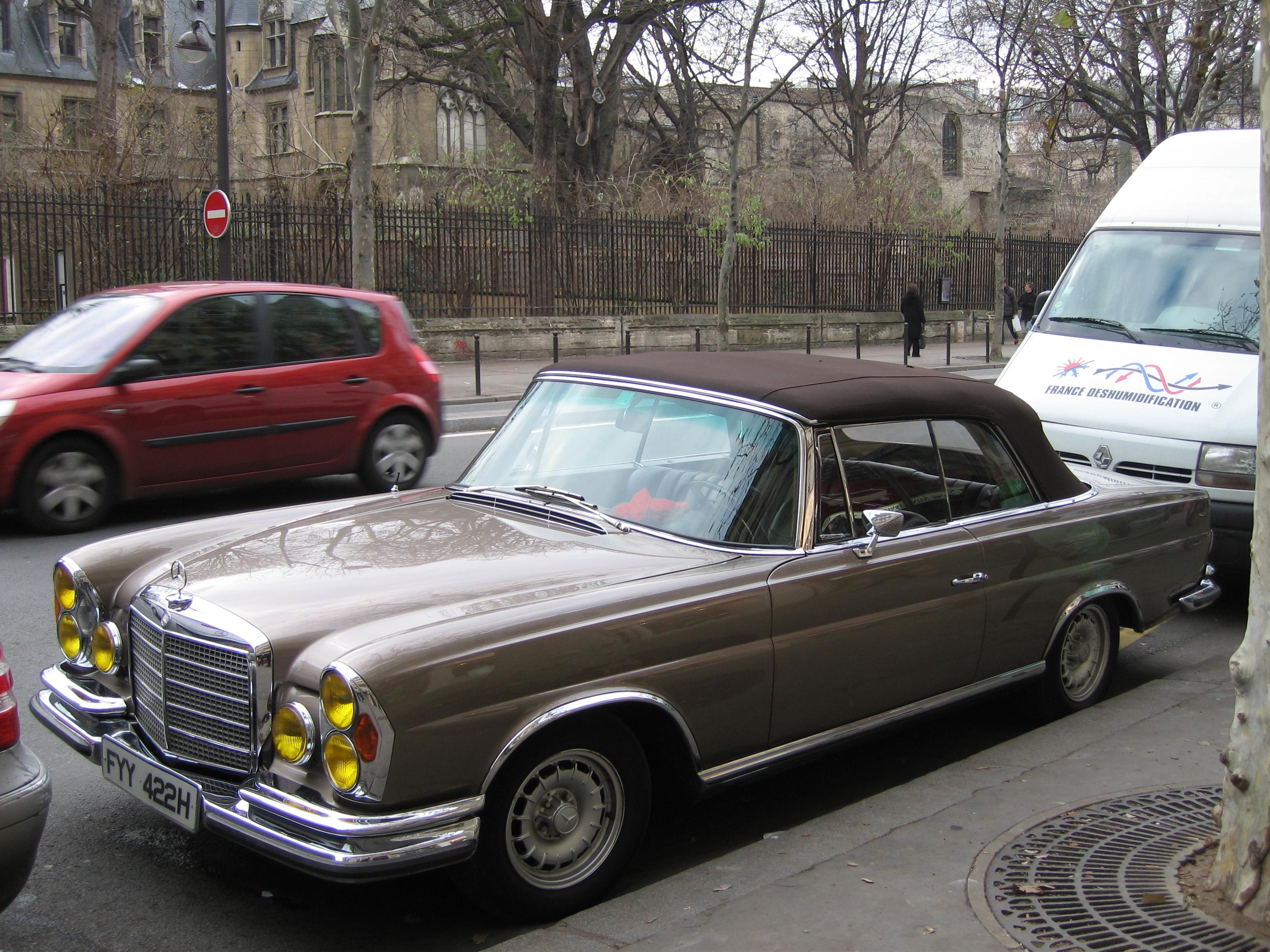 File:Mercedes 280, St.-Germain.jpg - Wikimedia Commons