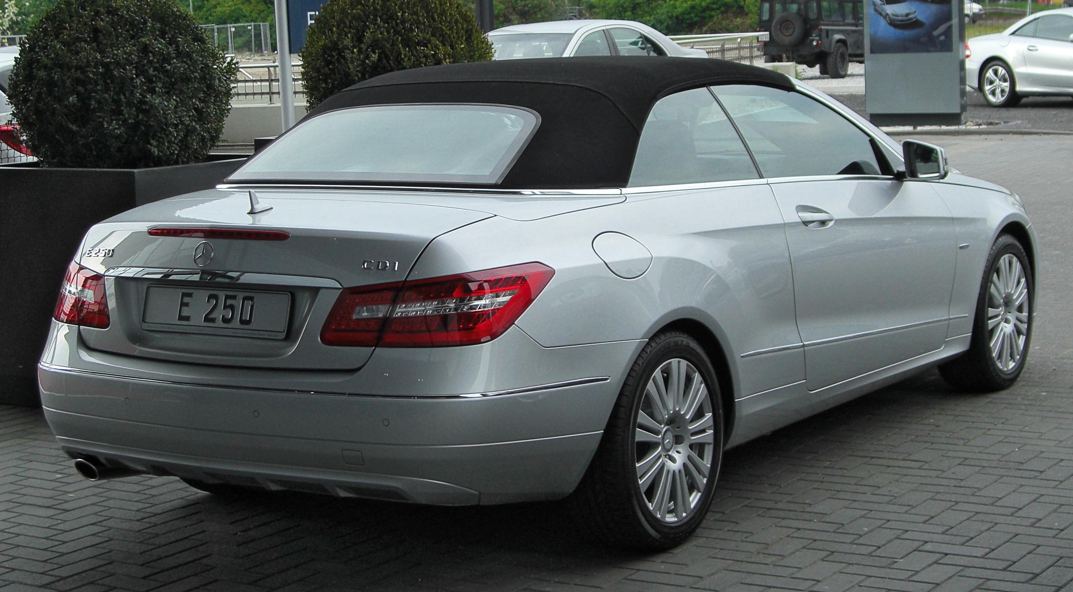 Dimensions Mercedes E Break