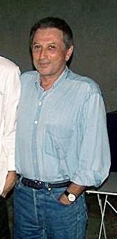 Michel Drucker avec le chef du restaurant Le Croque Chou.jpg