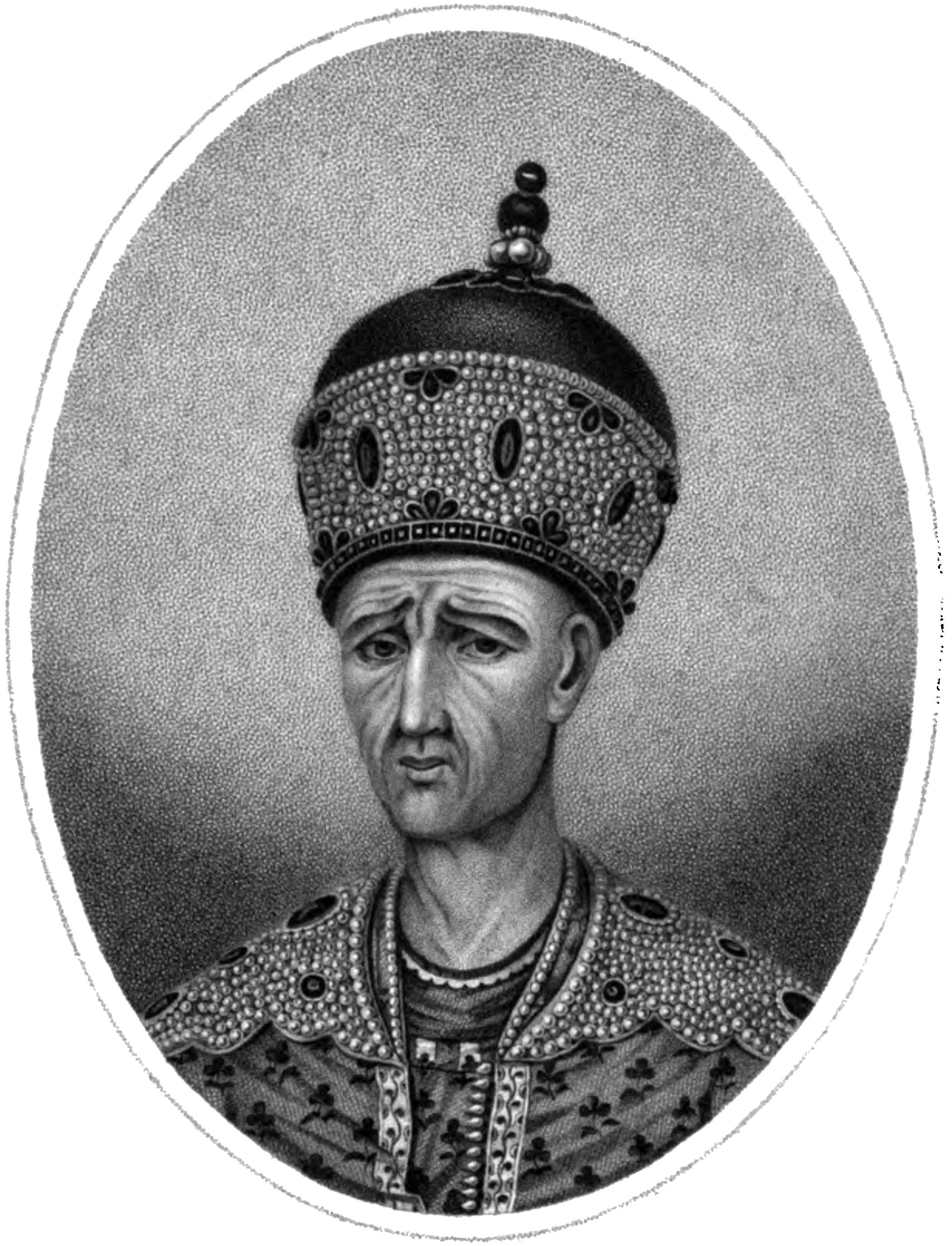 https://upload.wikimedia.org/wikipedia/commons/0/0c/Mohammad_Khan_Qajar.jpg