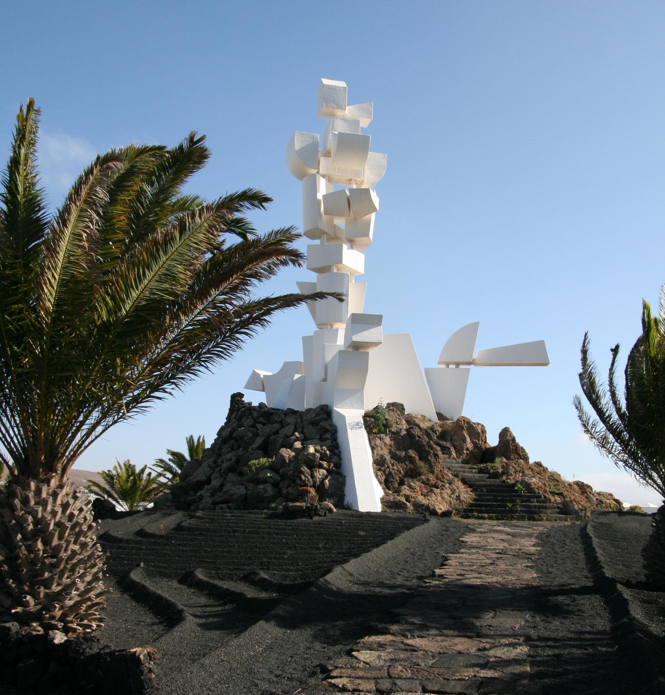 Monumento al campesino wikipedia - Cesar manrique wikipedia ...