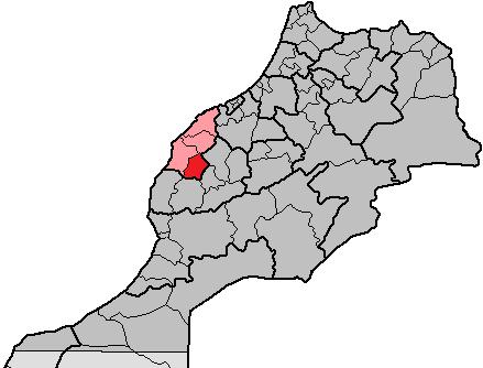 Provincia De Youssoufia Viquipedia L Enciclopedia Lliure