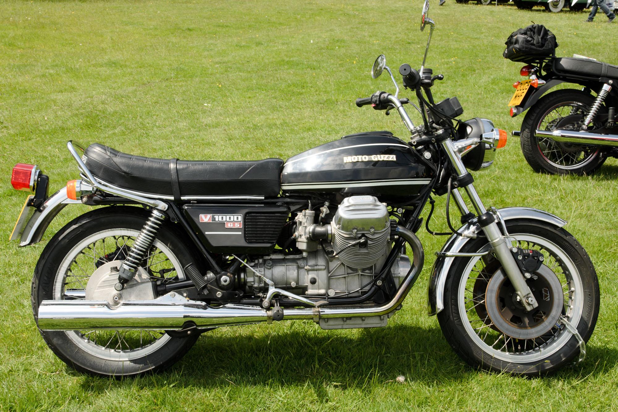Moto Guzzi V Racer Accessories Uk