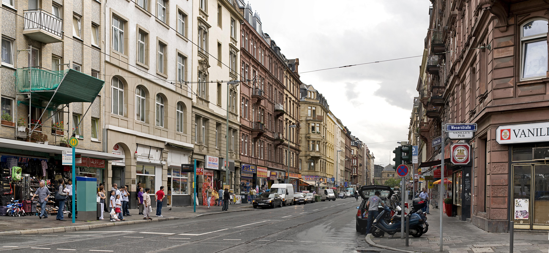 Hotel Zeil Frankfurt