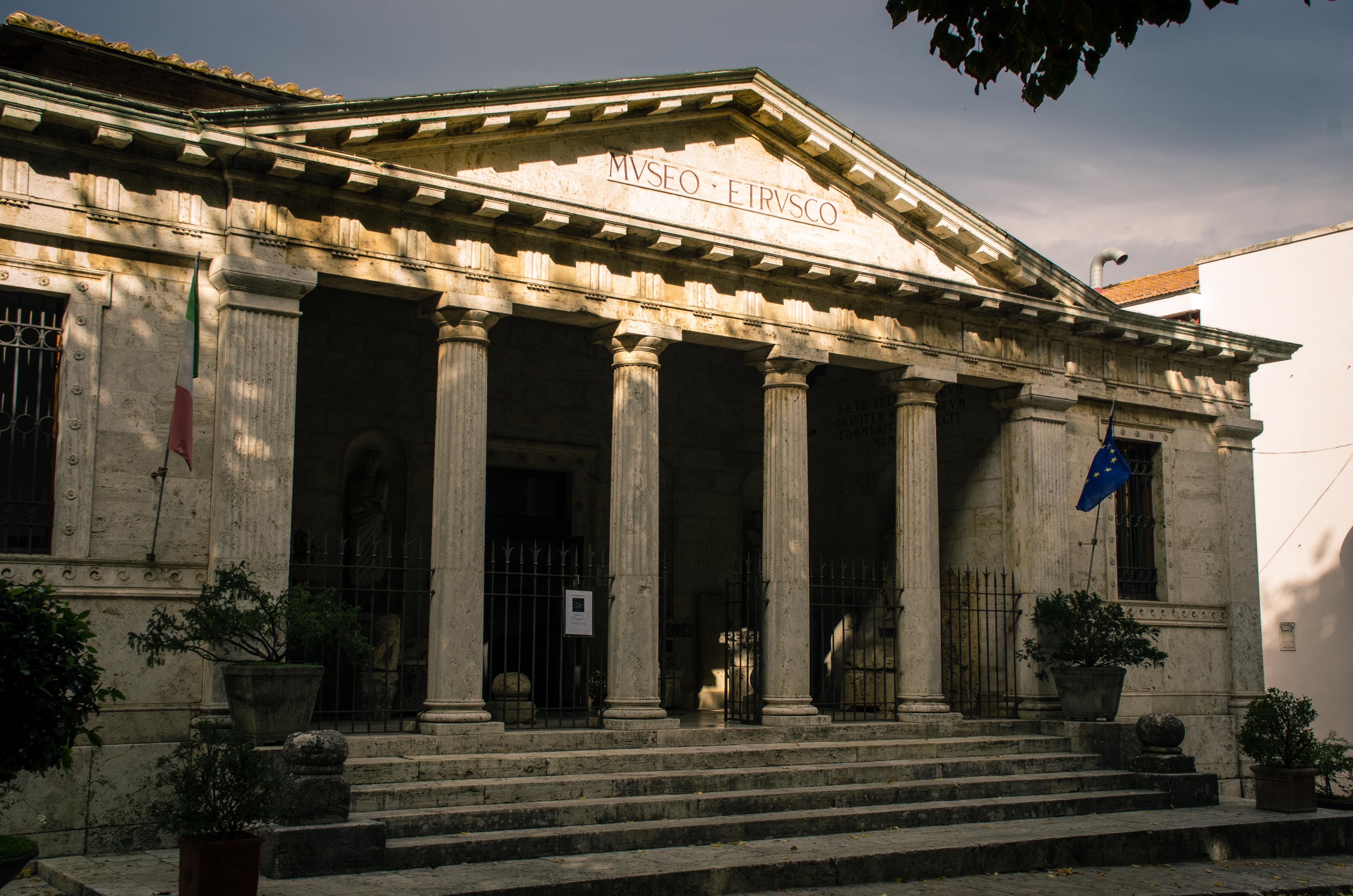 Museo Archeologico Nazionale.File Museo Archeologico Nazionale Di Chiusi Jpg Wikipedia