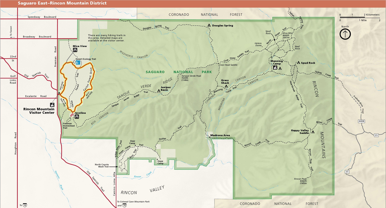 FileNPS Saguaroeastmapjpg Wikimedia Commons - Yosemite national park on us map