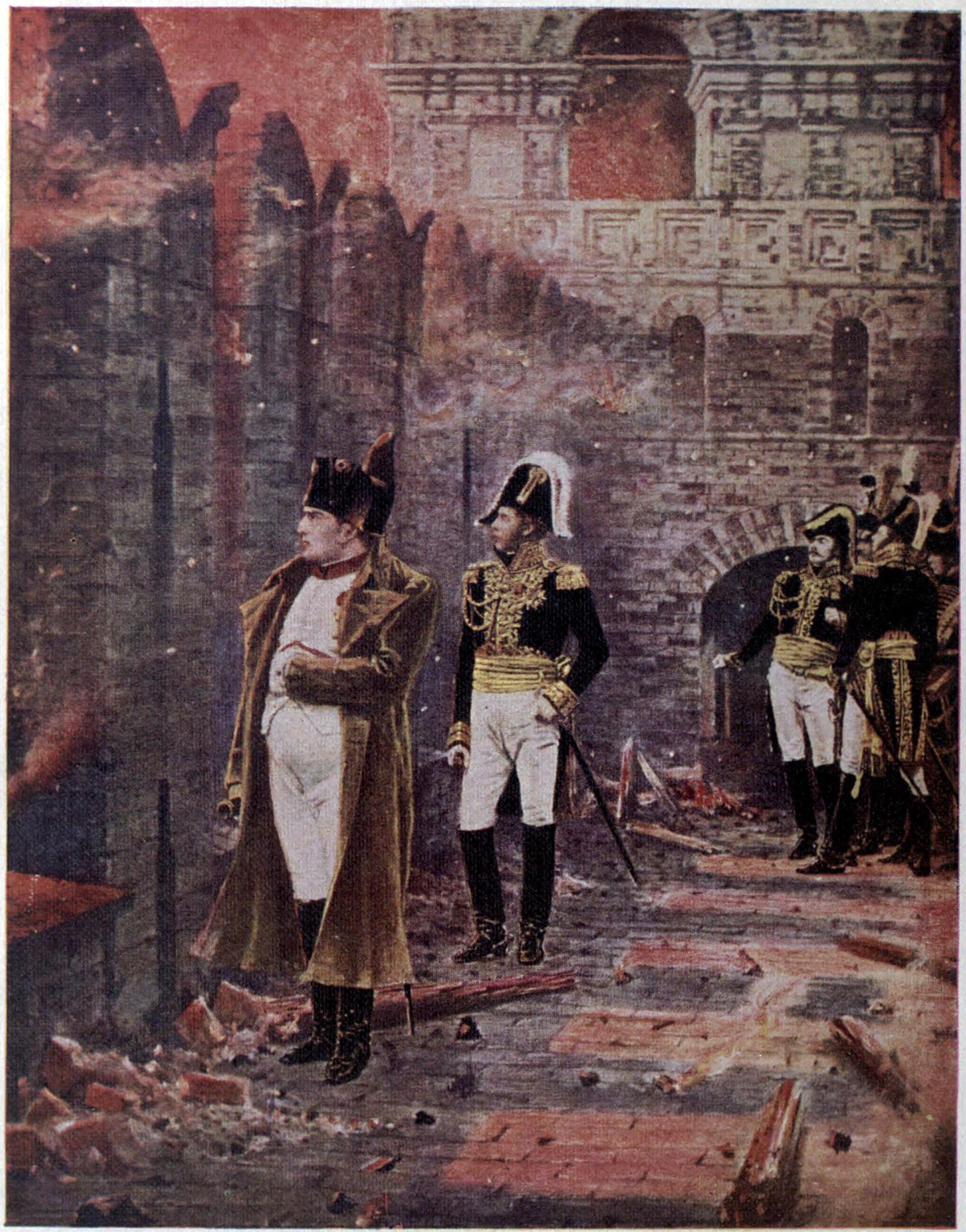 ملف:Napoleon watching the fire of Moscow 01.jpg