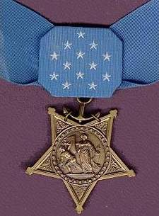 The American Medal of Honor.