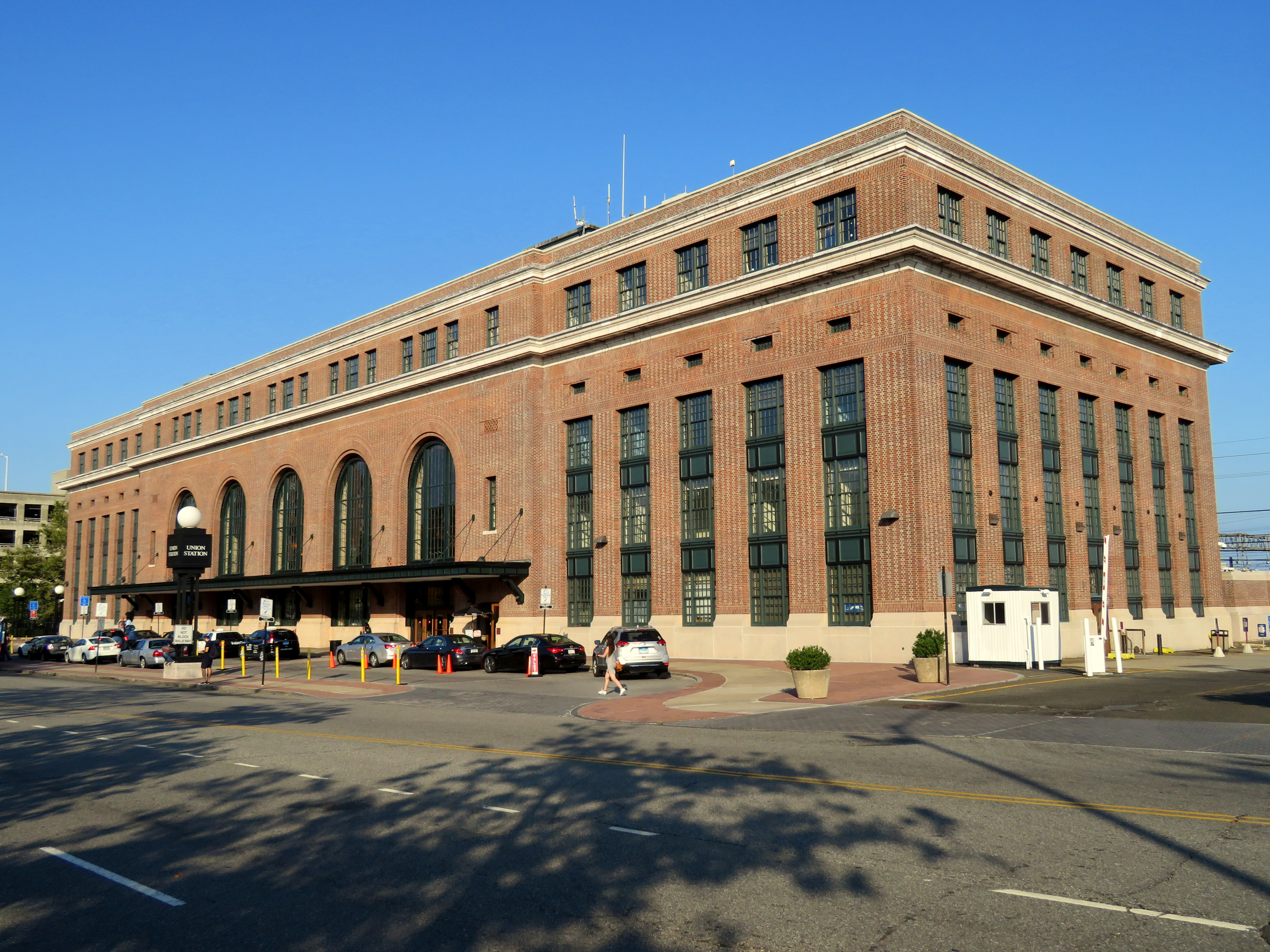 Union Station (New Haven) - Wikipedia