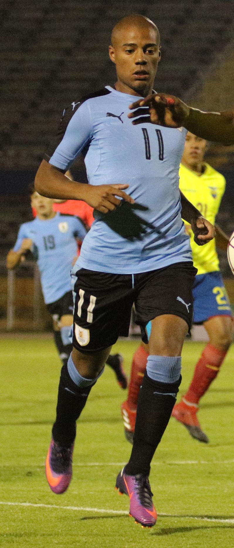 Nicolas De La Cruz