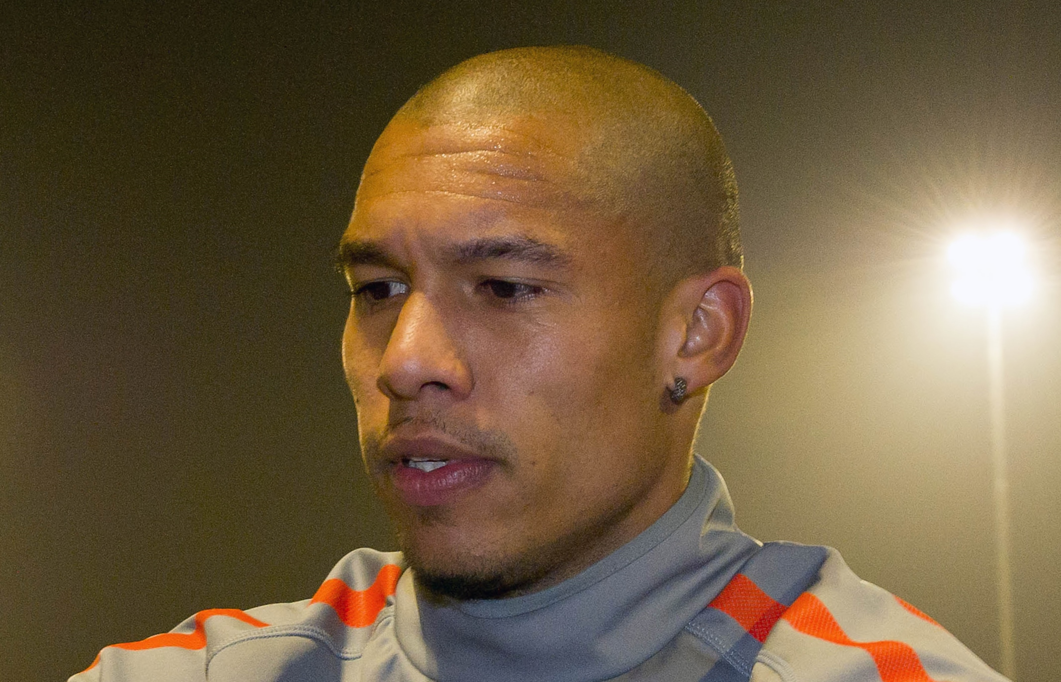 The 33-year old son of father Jerry de Jong and mother Marja Woldberg Nigel de Jong in 2018 photo. Nigel de Jong earned a 3 million dollar salary - leaving the net worth at 17 million in 2018