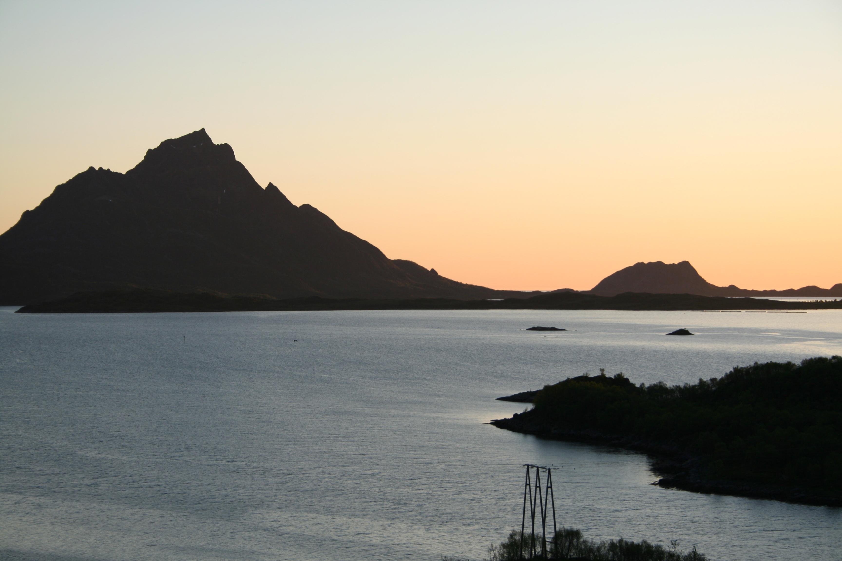 Dyrøya i Øksnes
