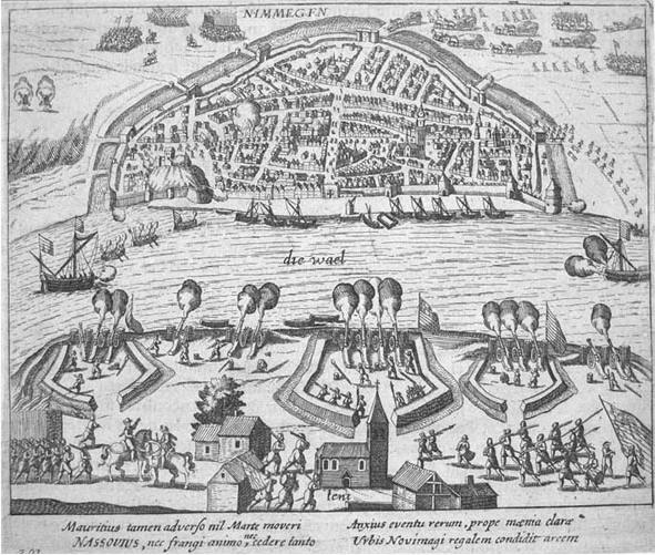 Nijmegen 1591 - 2