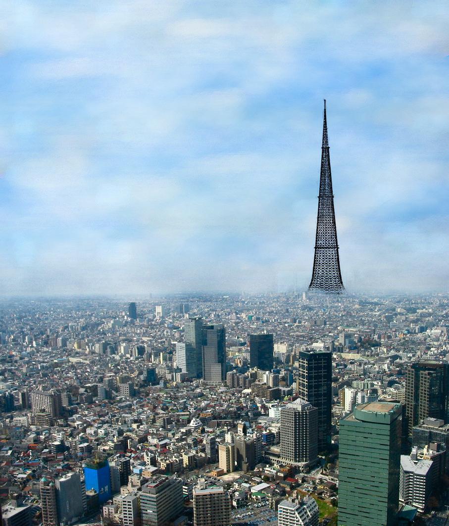Nikitin-4000-Tokyo-Tower_project_skyline