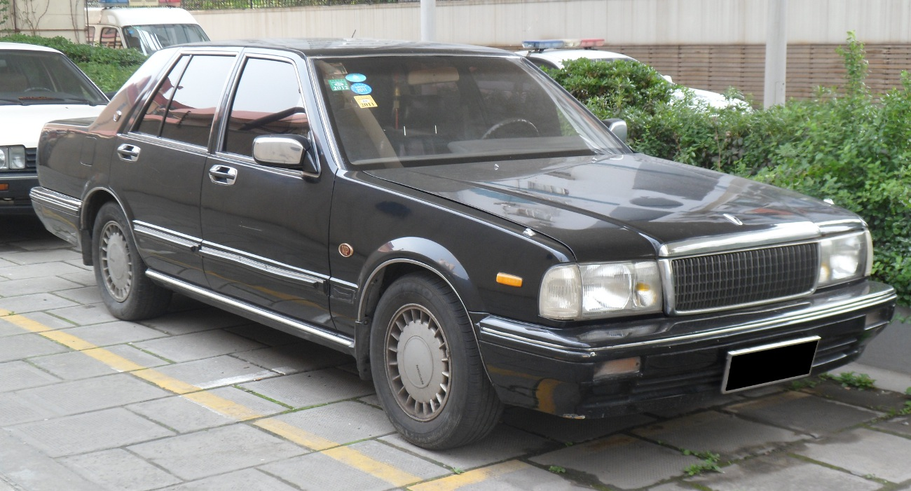 File Nissan Cedric Y31 Sedan Brougham Vip 01 China 2012 04