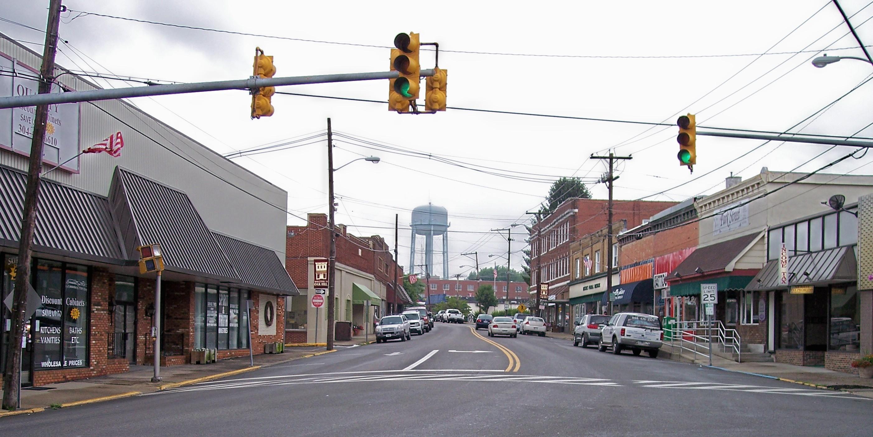 Oak Hill West Virginia Wikipedia
