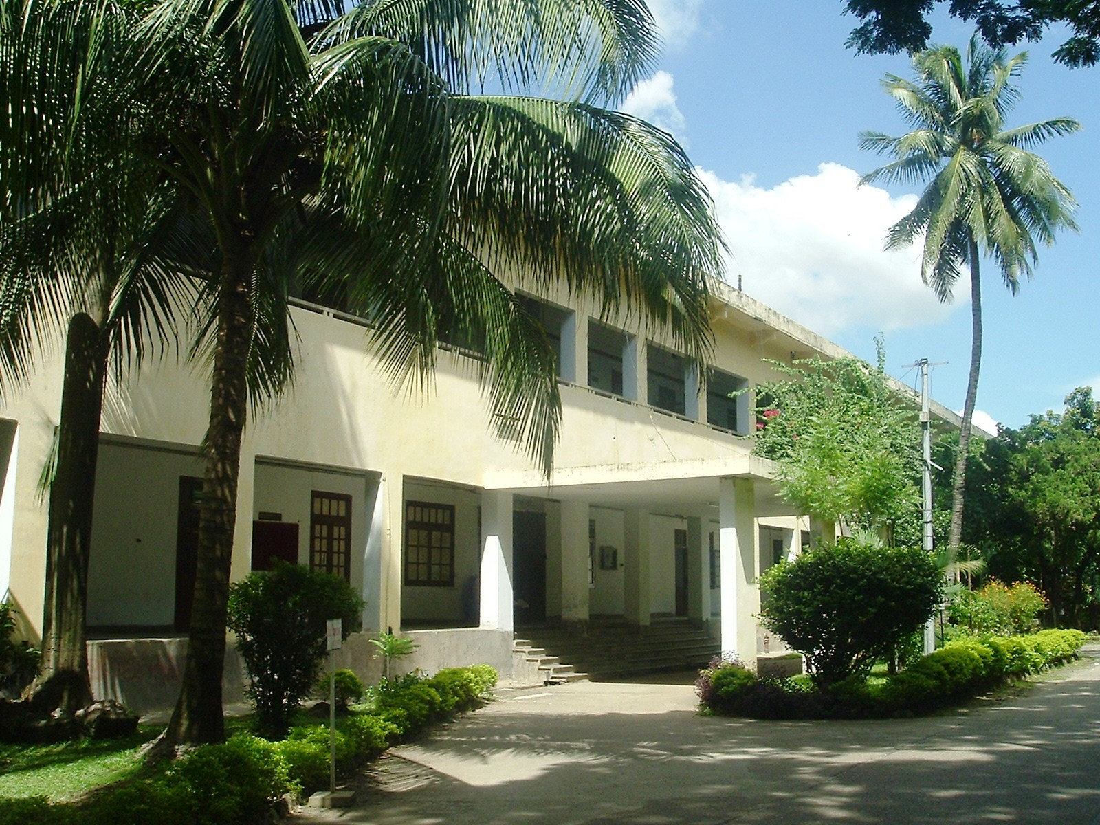 Old Academic Building