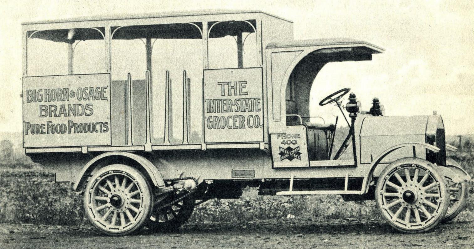 File:Old delivery truck Harwood-Barley Marion Indiana.JPG ...