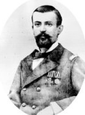Otto von Moltke German-Danish military (1851–1881)