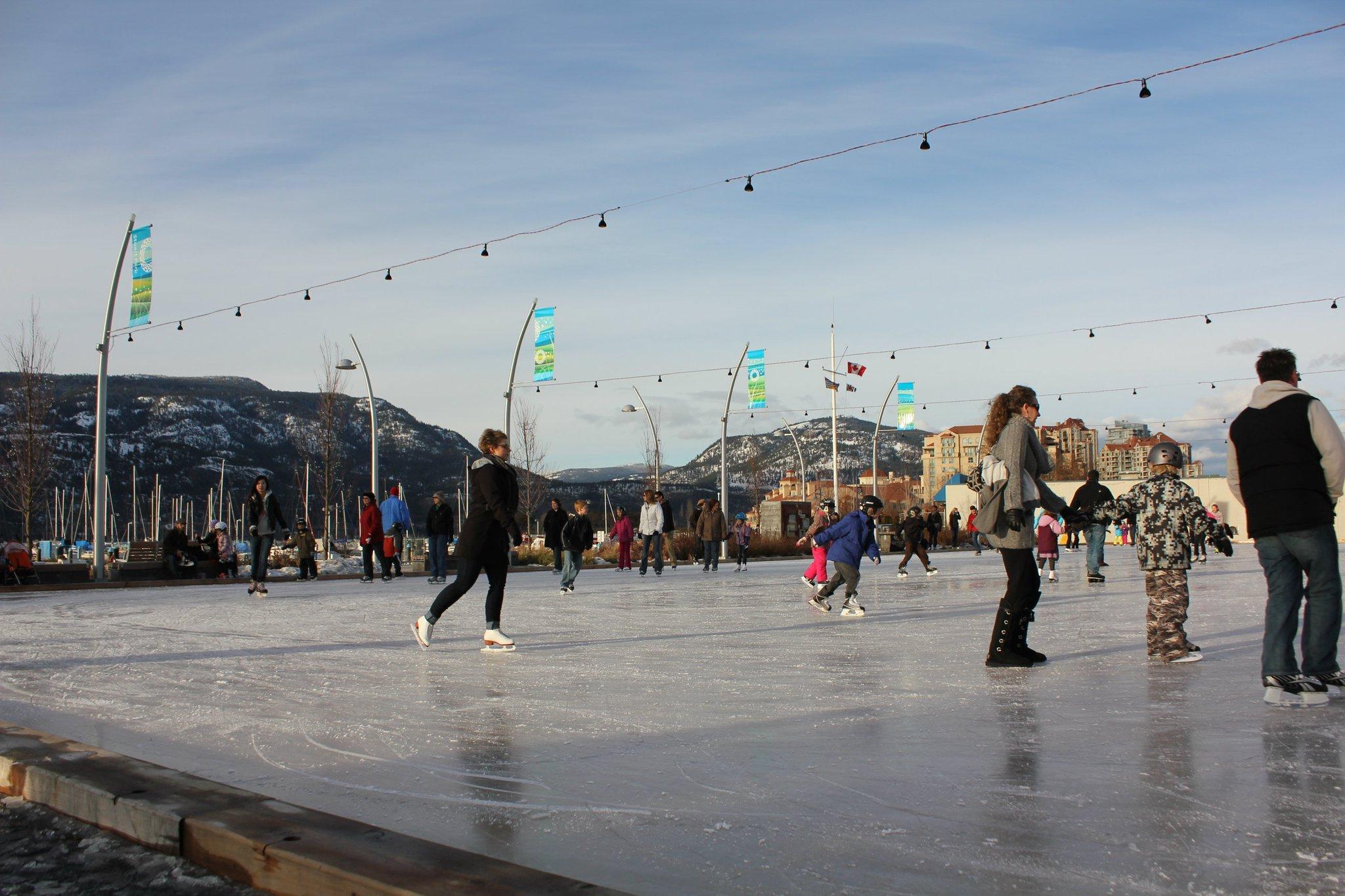 Biggest Backyard Ice Rink : charlene rink wikipedia the free encyclopedia charlene rink born