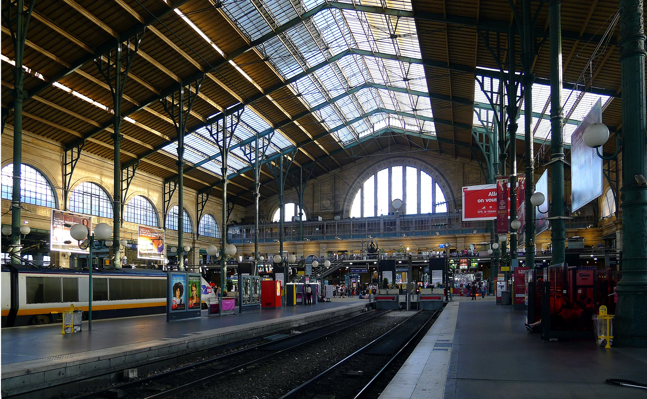 location of paris nord train station paris bercy train station elsavadorla. Black Bedroom Furniture Sets. Home Design Ideas