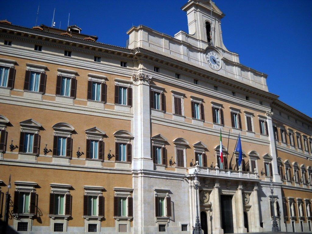 Palazzo montecitorio rome italy your for Parlamento montecitorio