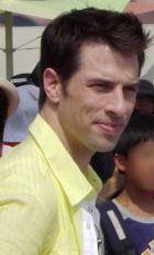 Patrick Harlan Japanese television presenter