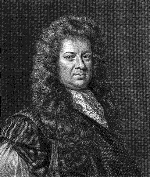 Pepys portrait by Kneller