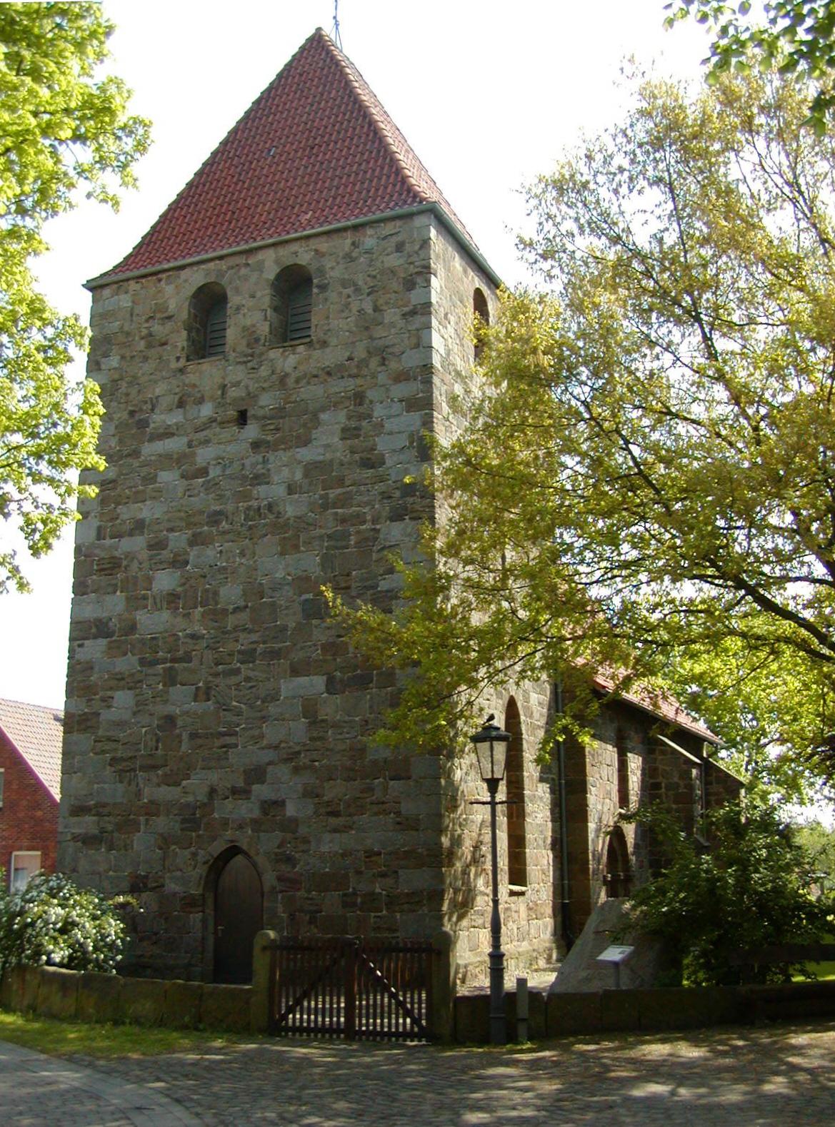 Buchholz Kirche