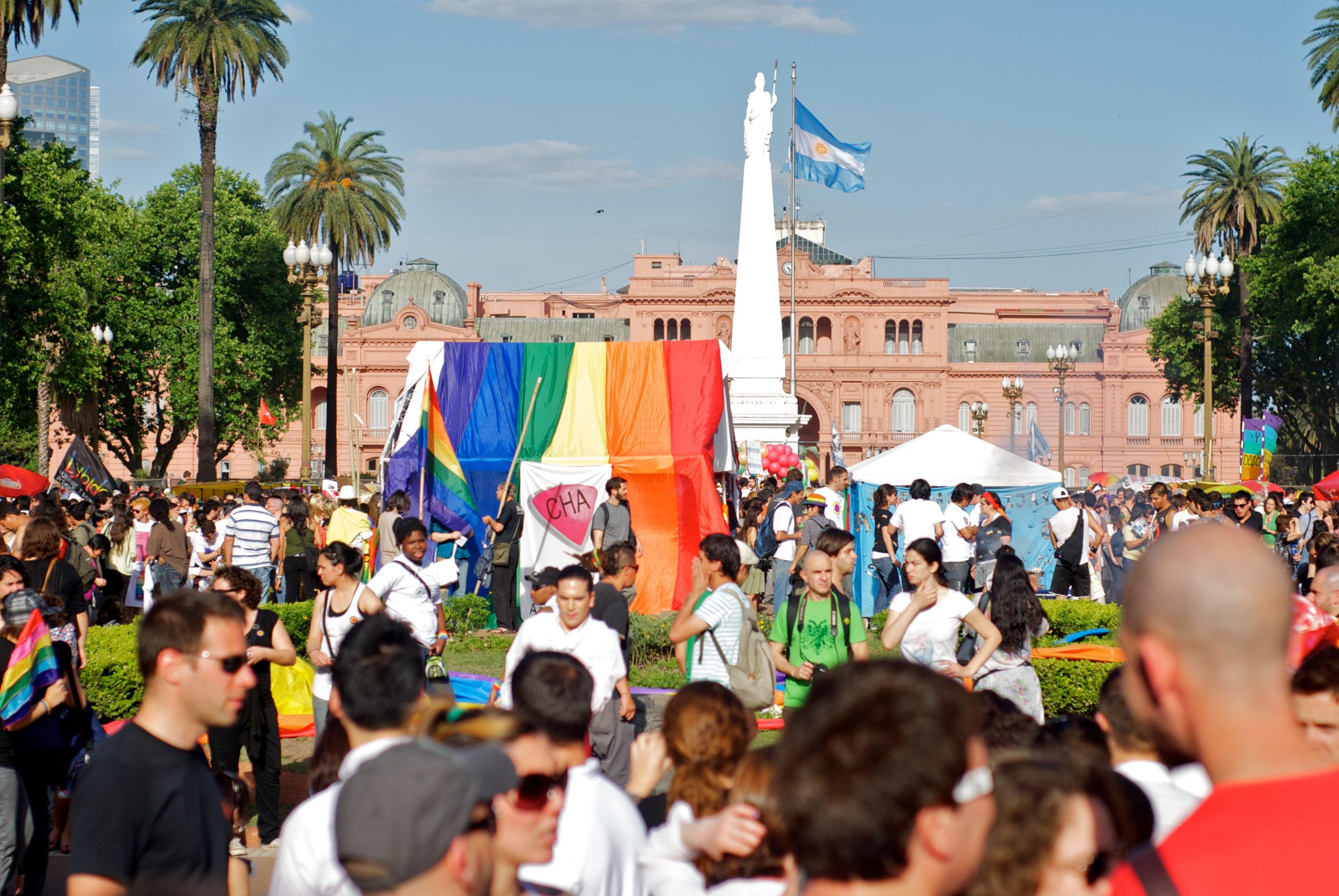 Gay lesbian travel argentina