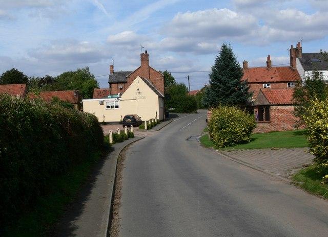 Plungar, Granby Lane - geograph.org.uk - 963048