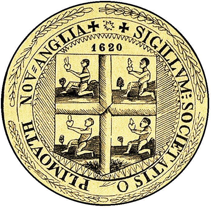 File Plymouth Colony Seal Png Wikimedia Commons