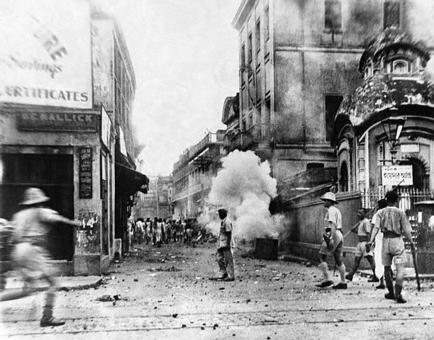 the media during communal riots In the communal riots during the period of independence millions of people were rendered homeless while millions of others lost their property communalism was responsible for the division of the country into india and pakistan.