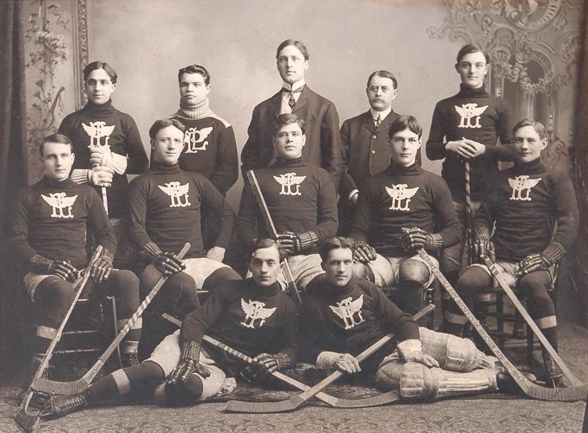 зарождение хоккея картинки днем
