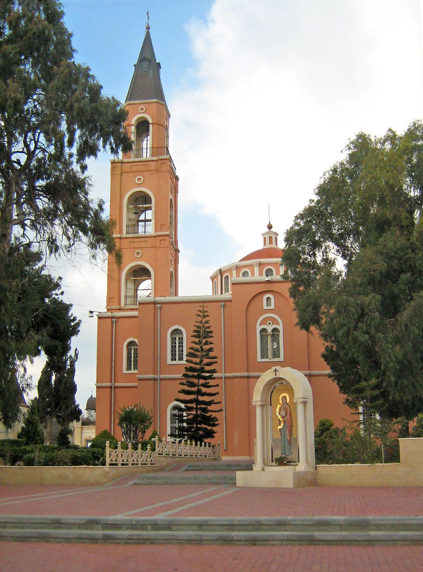 כנסיית פטרוס הקדוש (אבו כביר)