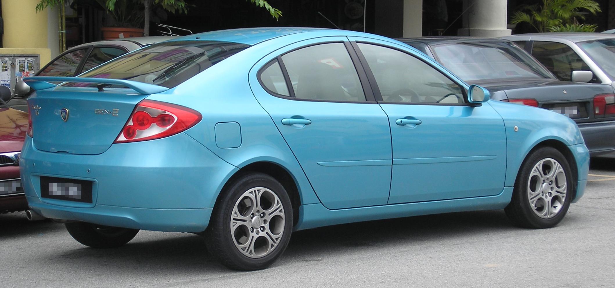 Proton GEN 2  Achat, vente, voiture occasion GEN 2, annonces auto. Essai,