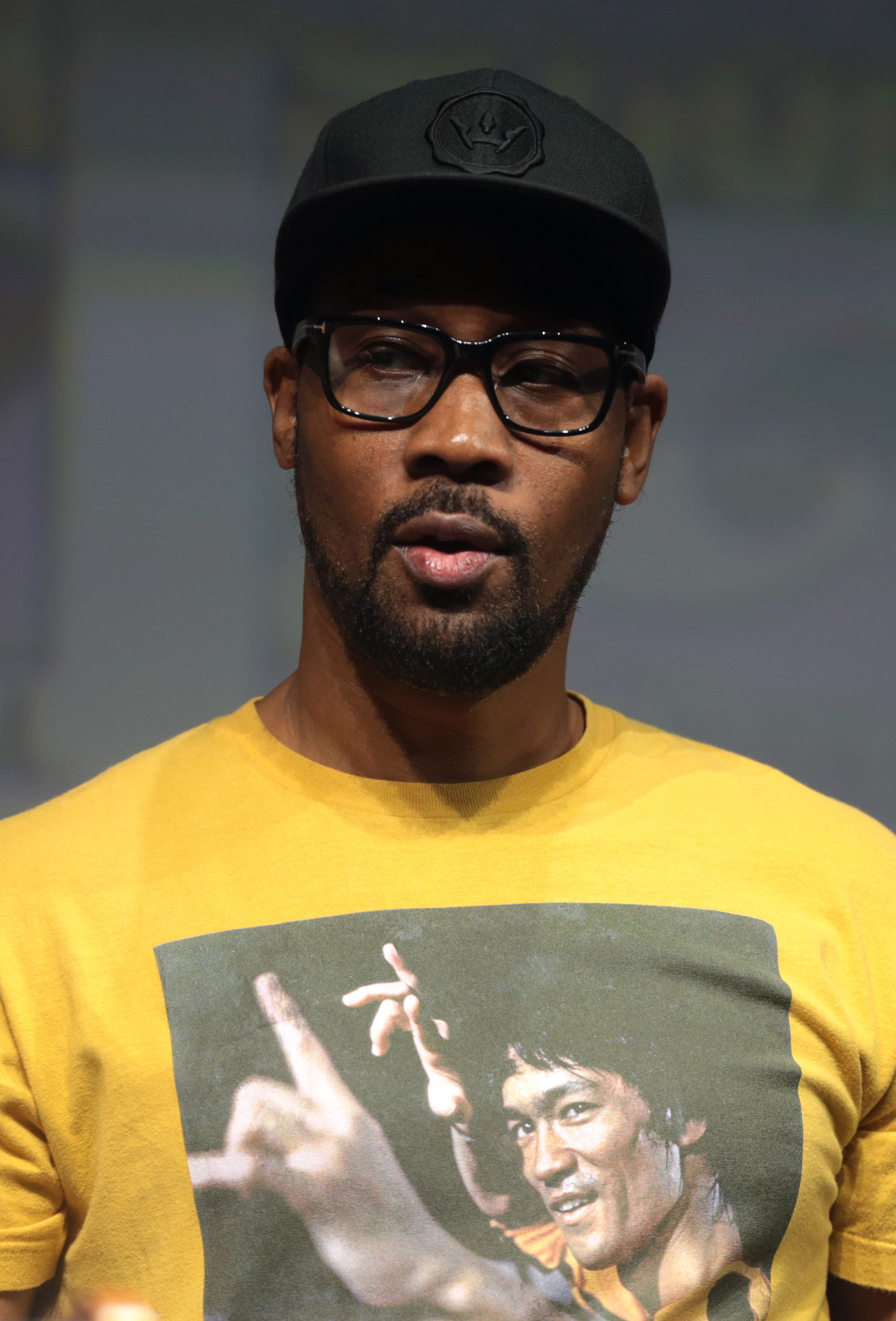 Picture of an author: Rza