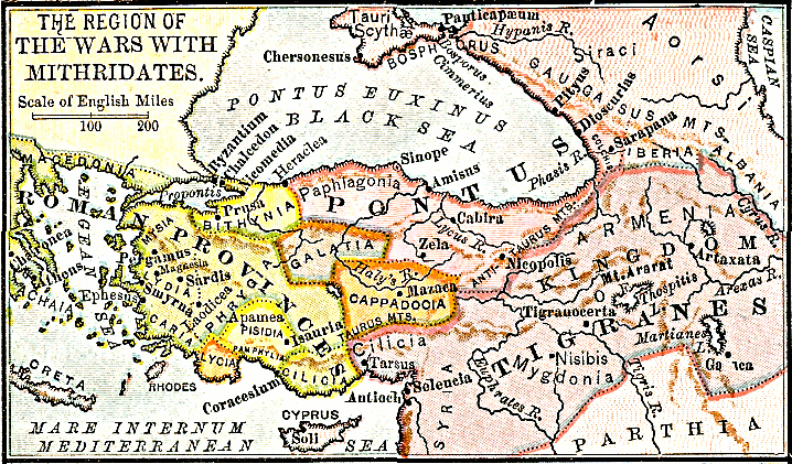 Великая Армения - империя