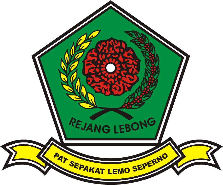 Hasil gambar untuk kabupaten rejang lebong logo