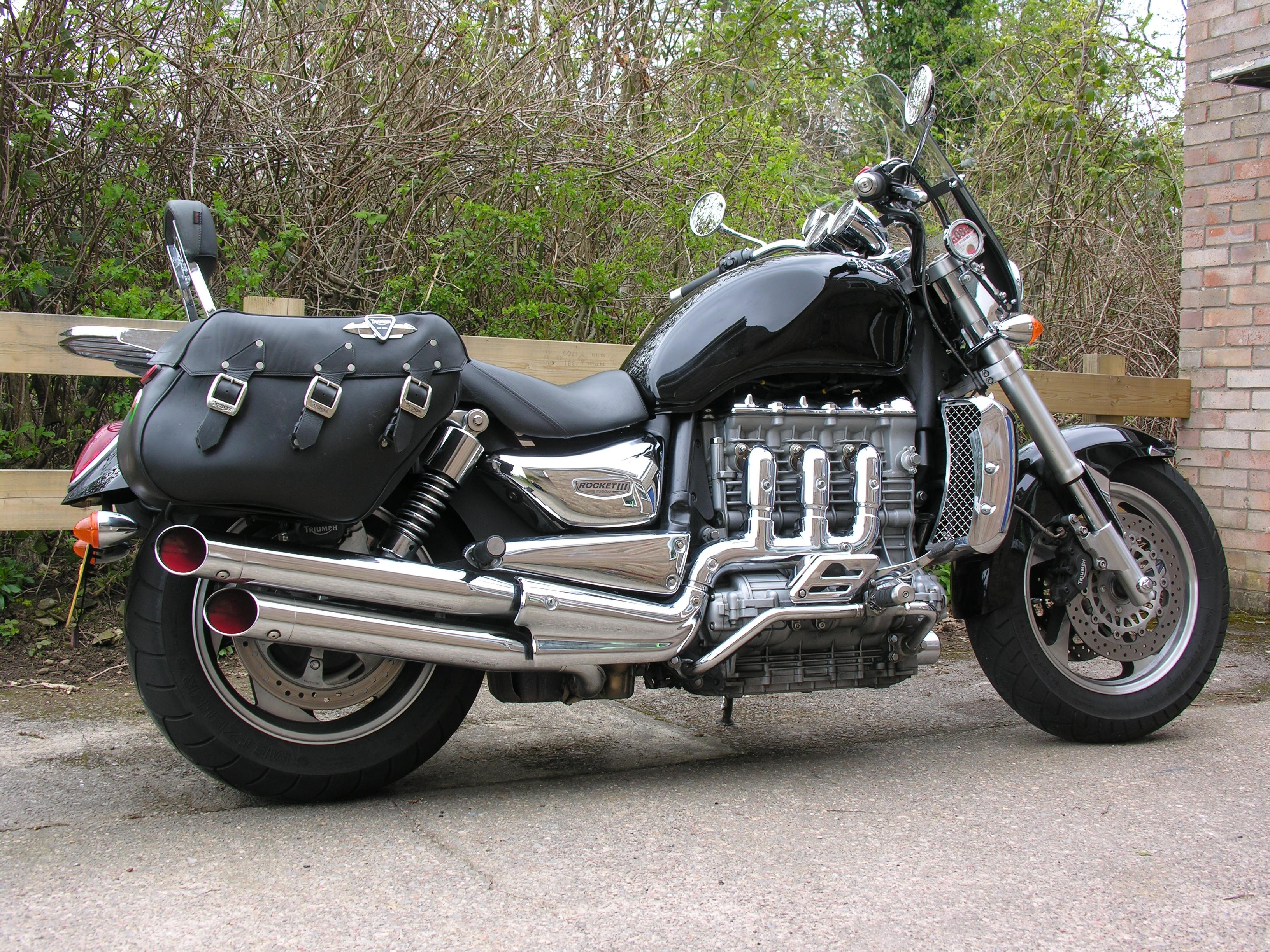 The Triumph Rocket Iii Triumph Motorcycles Ltd Uk The