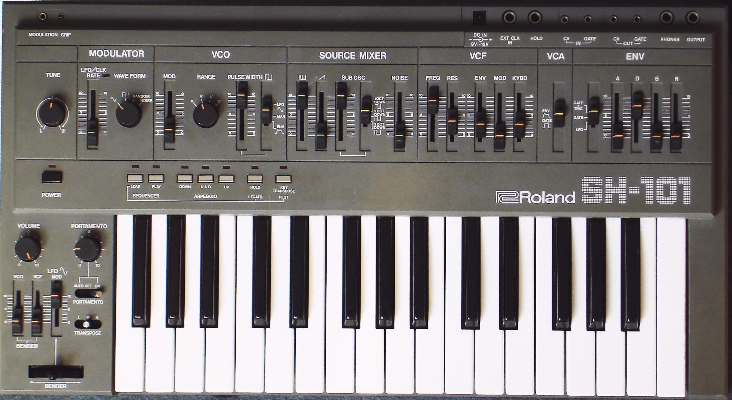 Roland SH-101 - Wikipedia