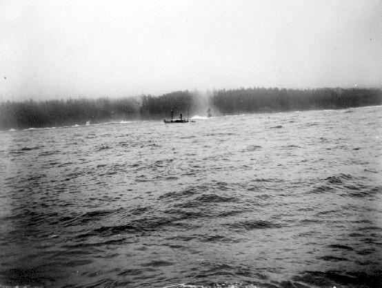 SS Californian Wreck
