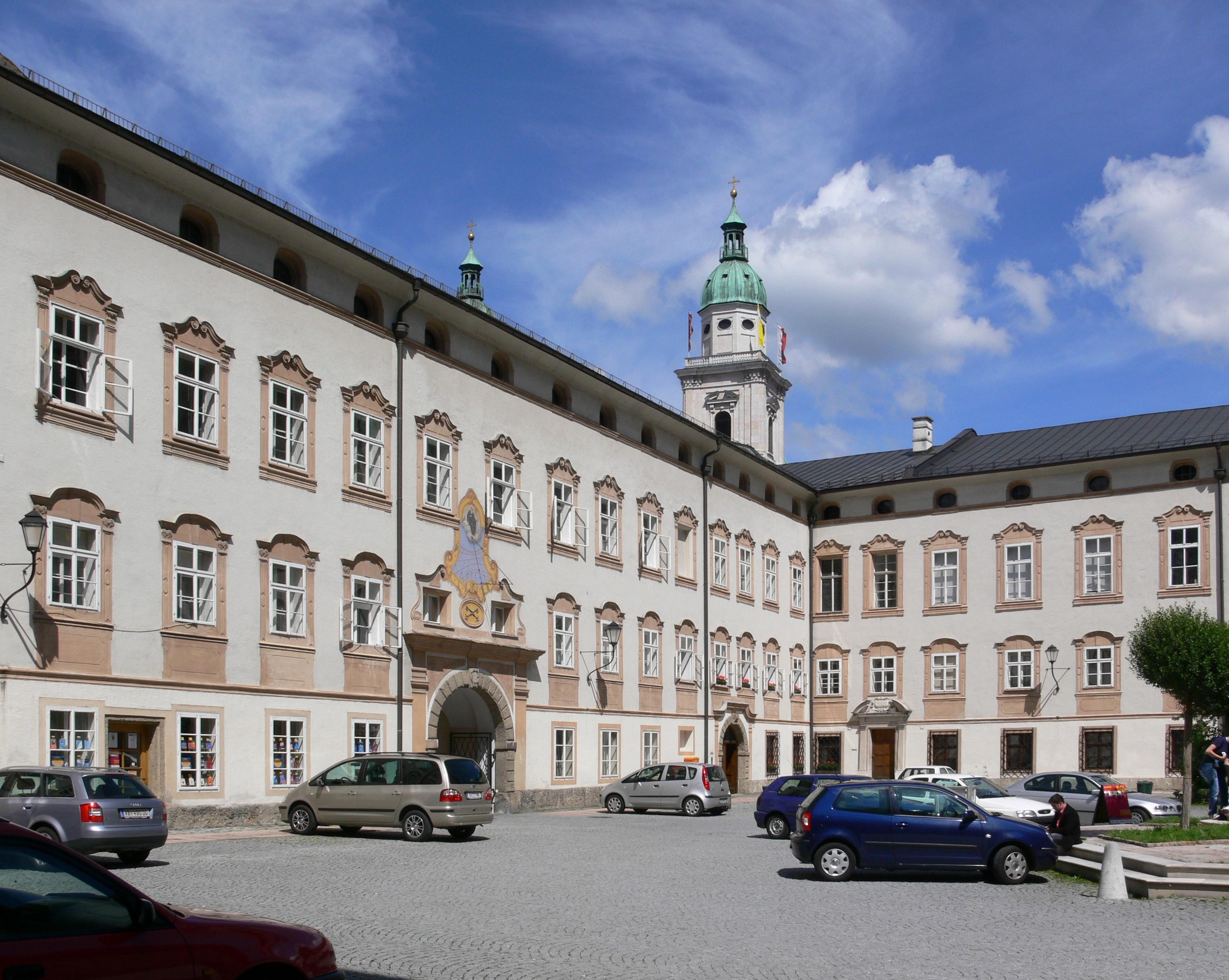 Stift Sankt Peter Salzburg