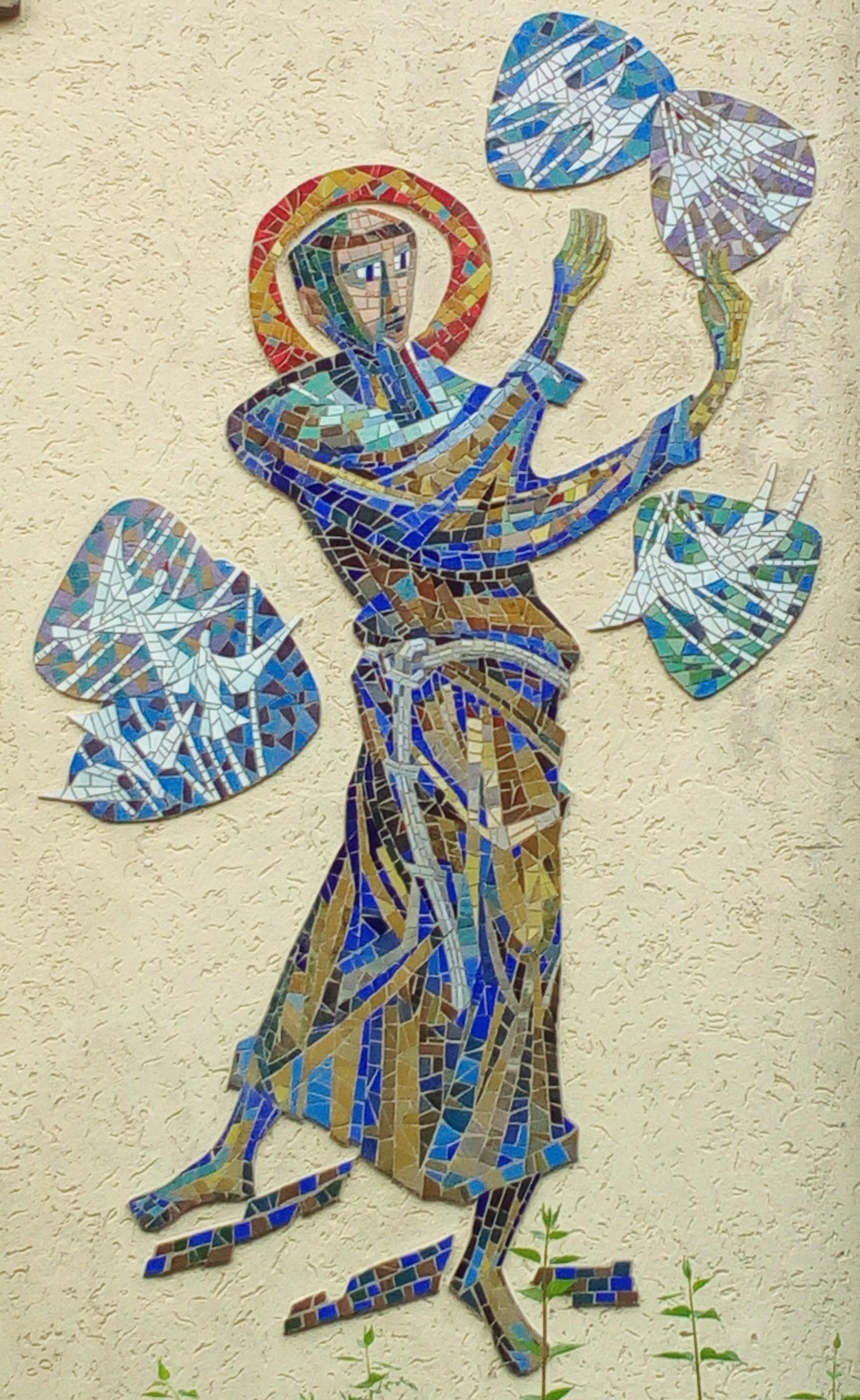 Mosaik Frankfurt file sancta familia frankfurt jpg wikimedia commons