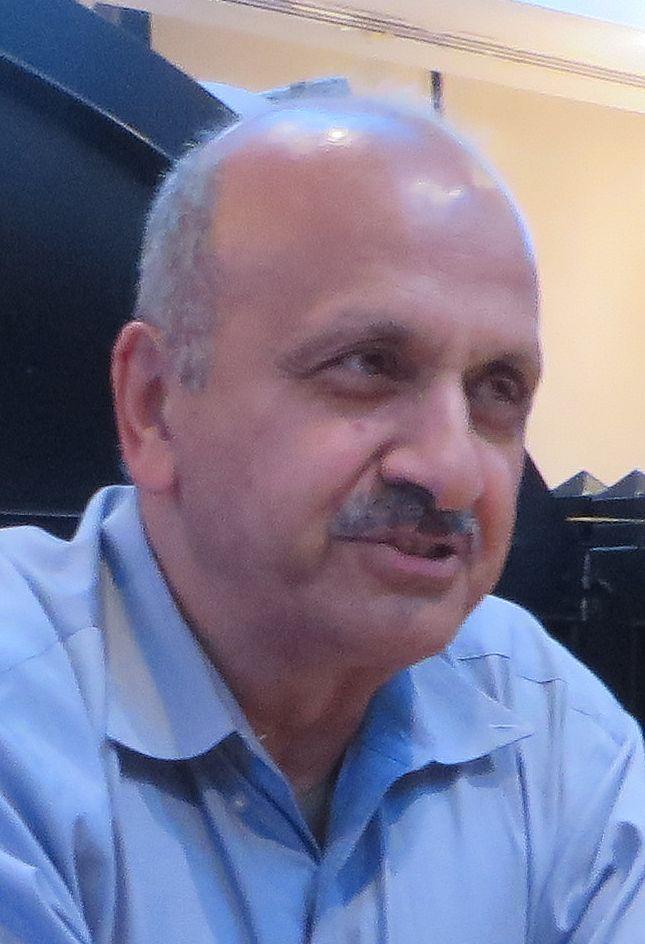 Prof. Sartaj Sahni in 2015.