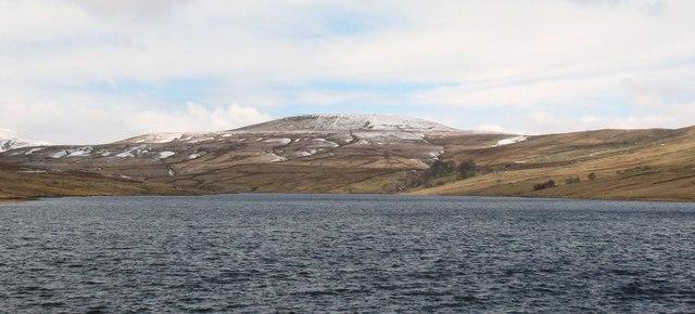 Scar House Reservoir - geograph.org.uk - 735978