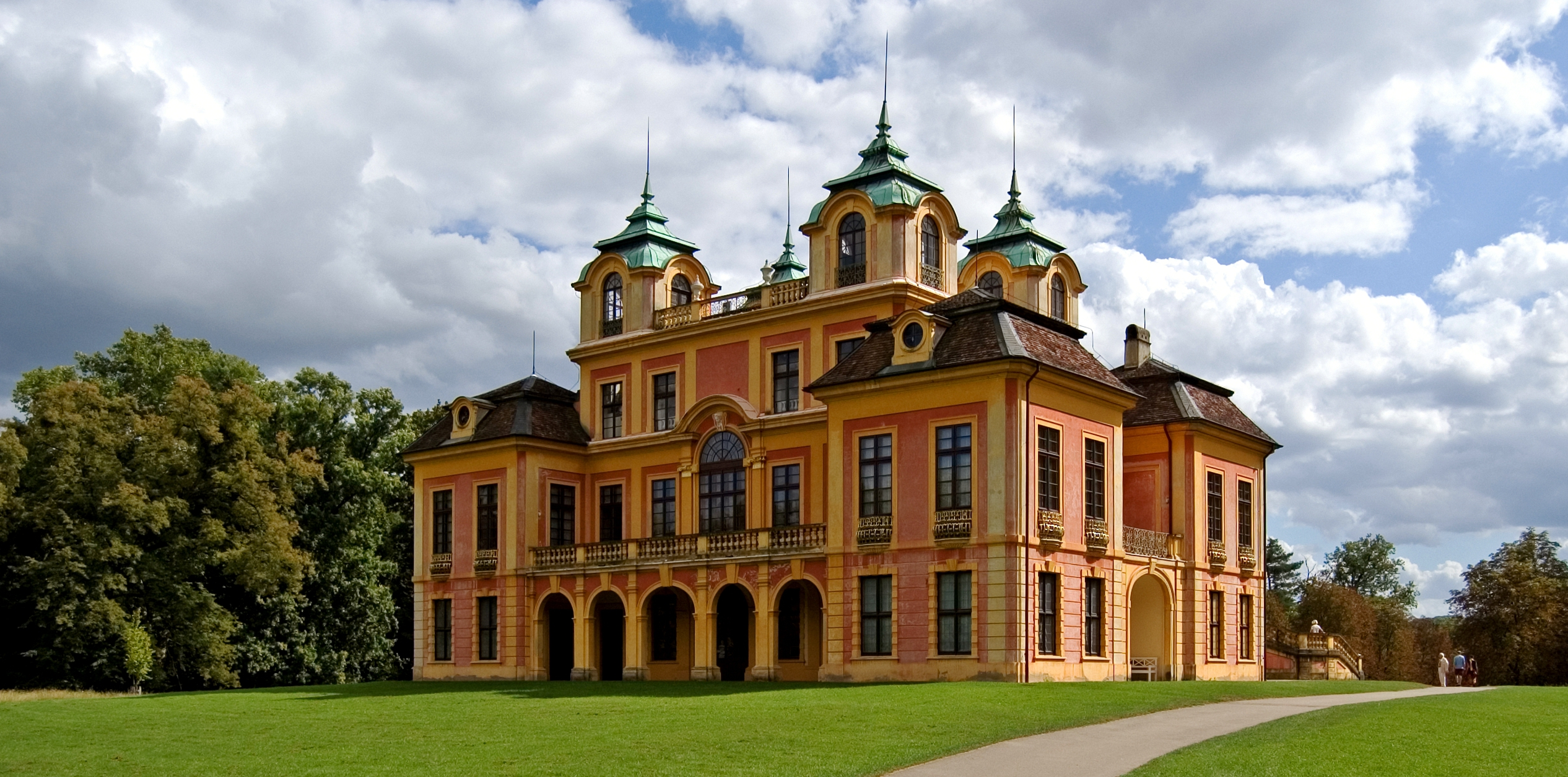 file schloss favorite park wikimedia commons. Black Bedroom Furniture Sets. Home Design Ideas